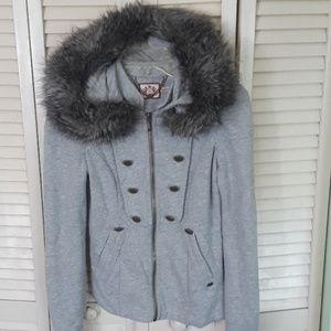 NWOT Juicy Couture hoodie jacket